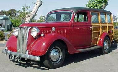1947 Ford Pilot #8