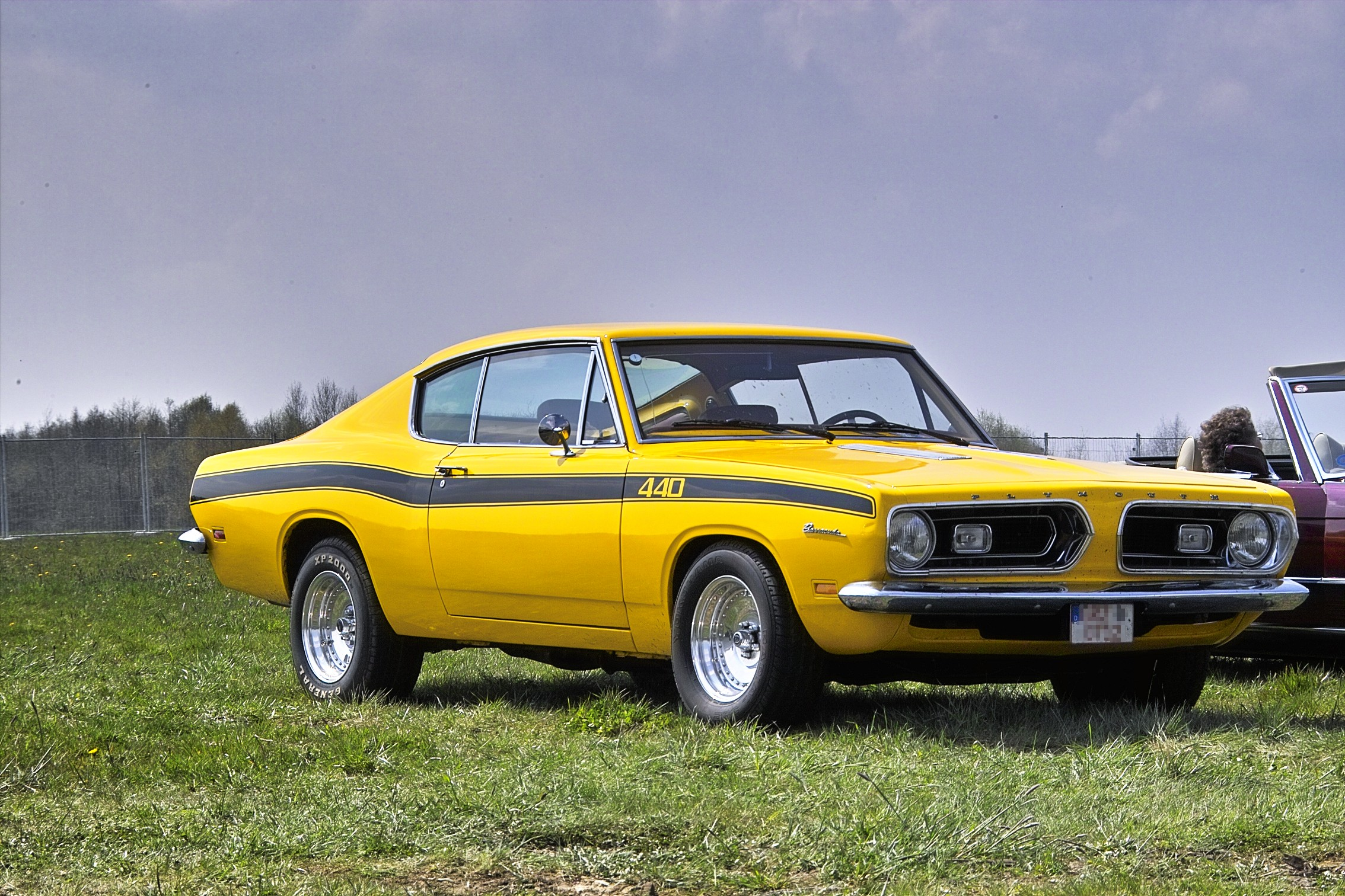 Plymouth Barracuda #17