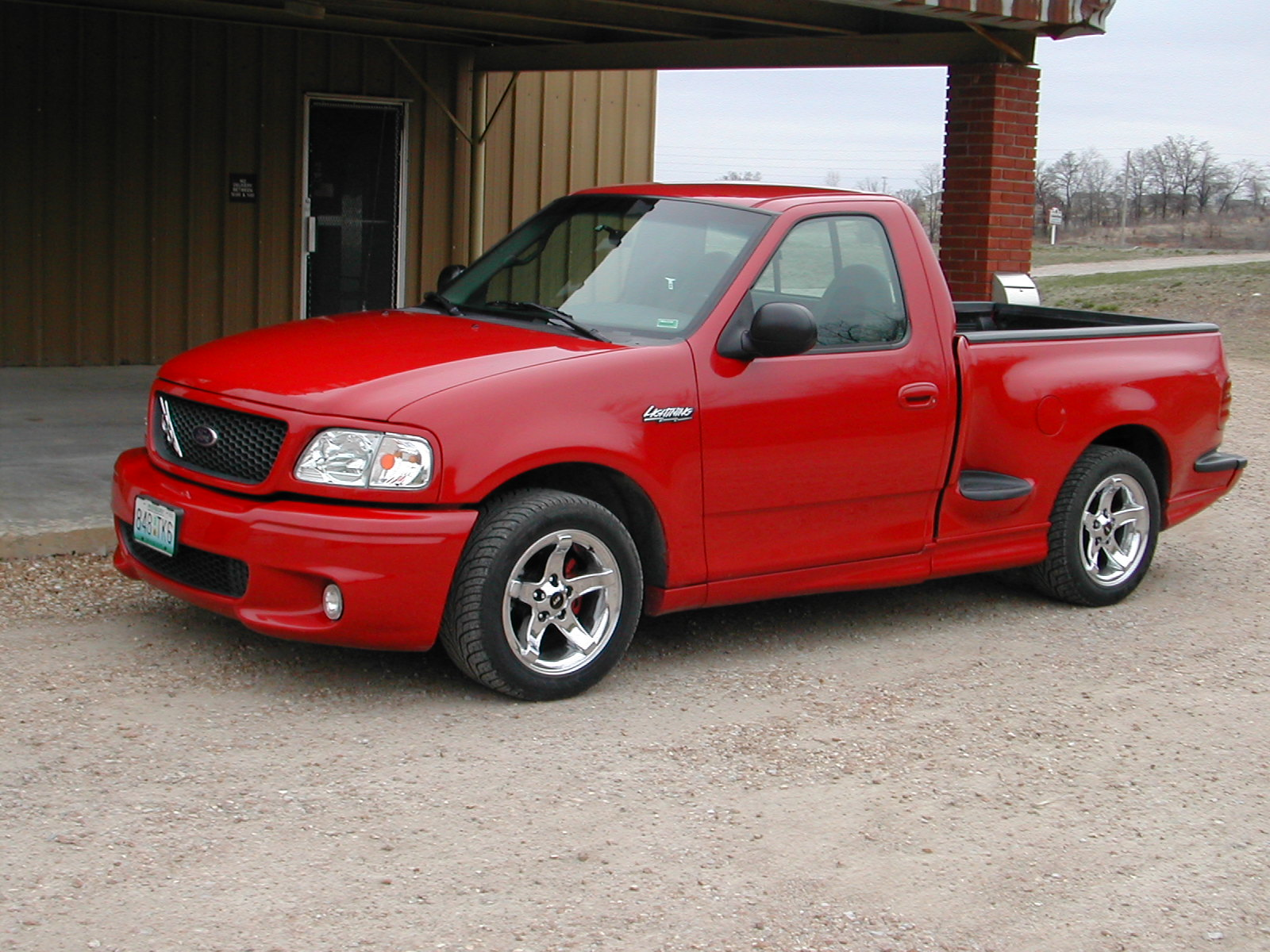 1999 Ford F-150 Svt Lightning #1