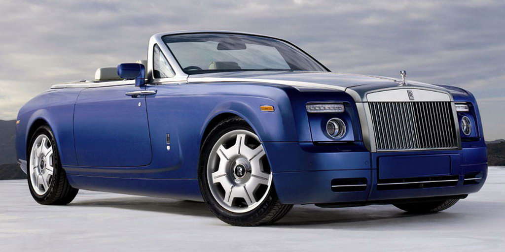 2011 Rolls royce Phantom Drophead Coupe #8