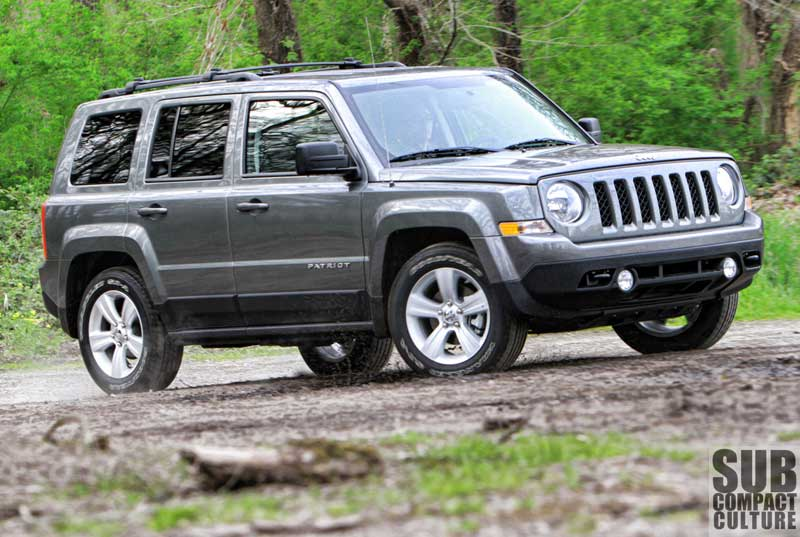 2012 Jeep Patriot #11