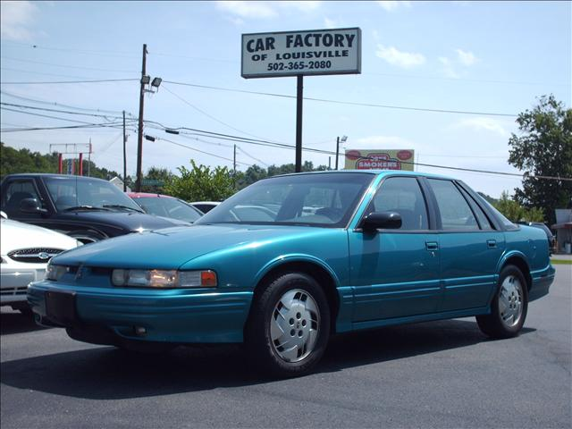 1995 Oldsmobile Cutlass Supreme #3