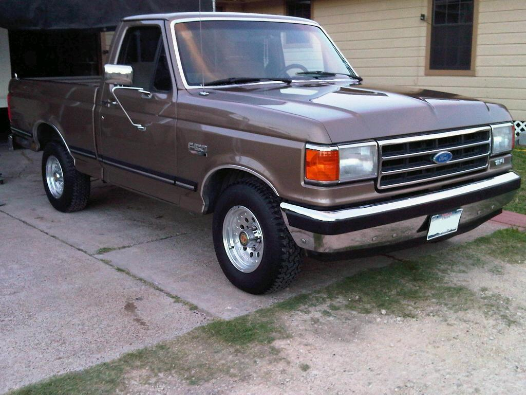 1991 Ford F-150 #2