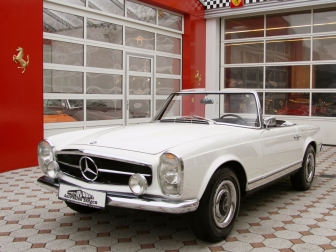 1965 Mercedes-Benz SL #3