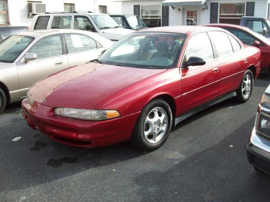 1999 Oldsmobile Intrigue #13