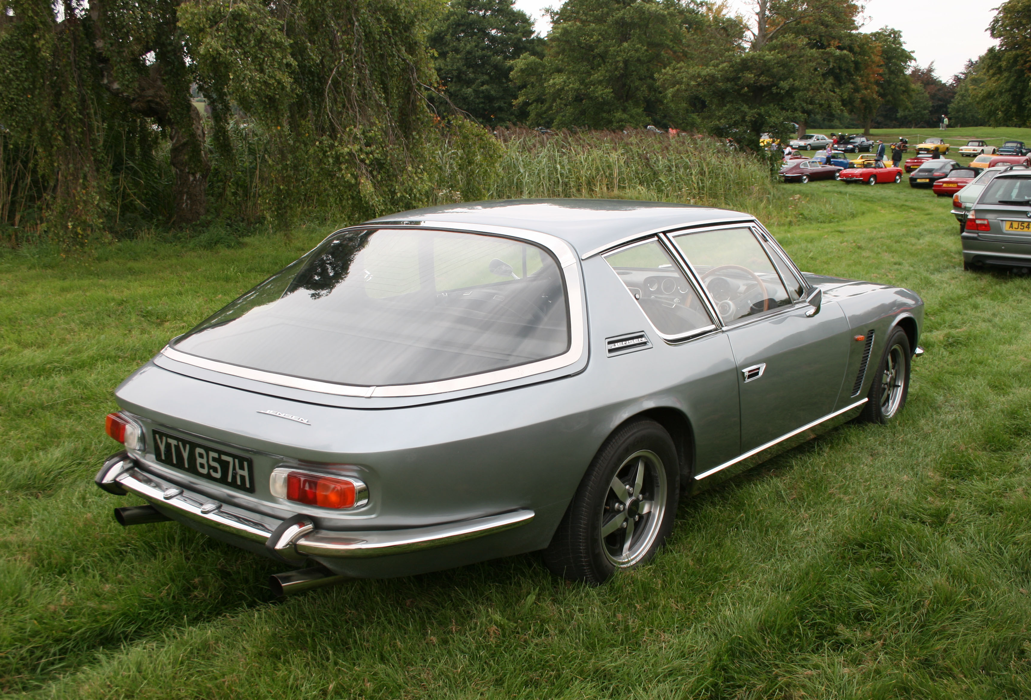 1969 Jensen Interceptor #2