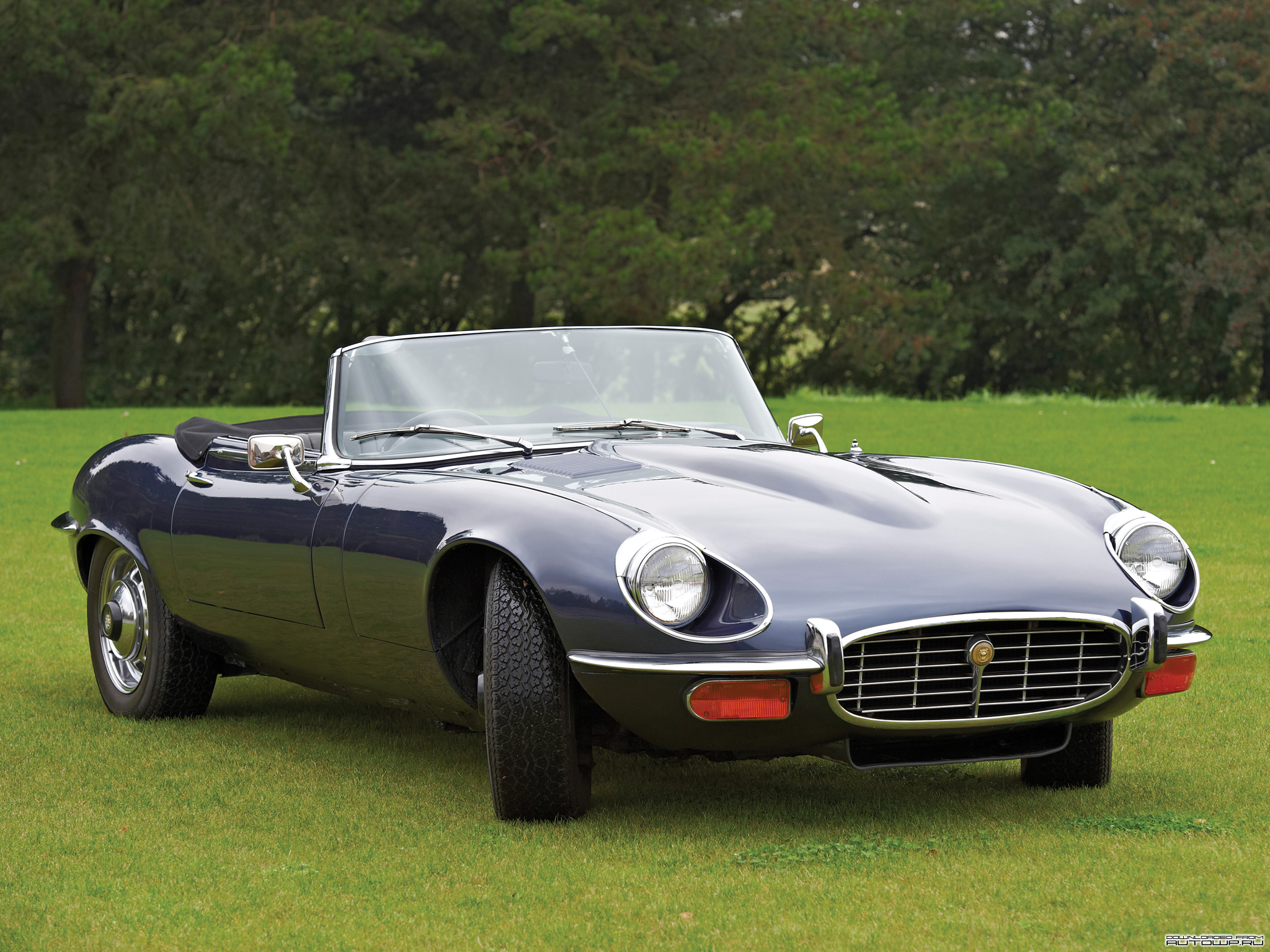 1971 Jaguar E-Type #12