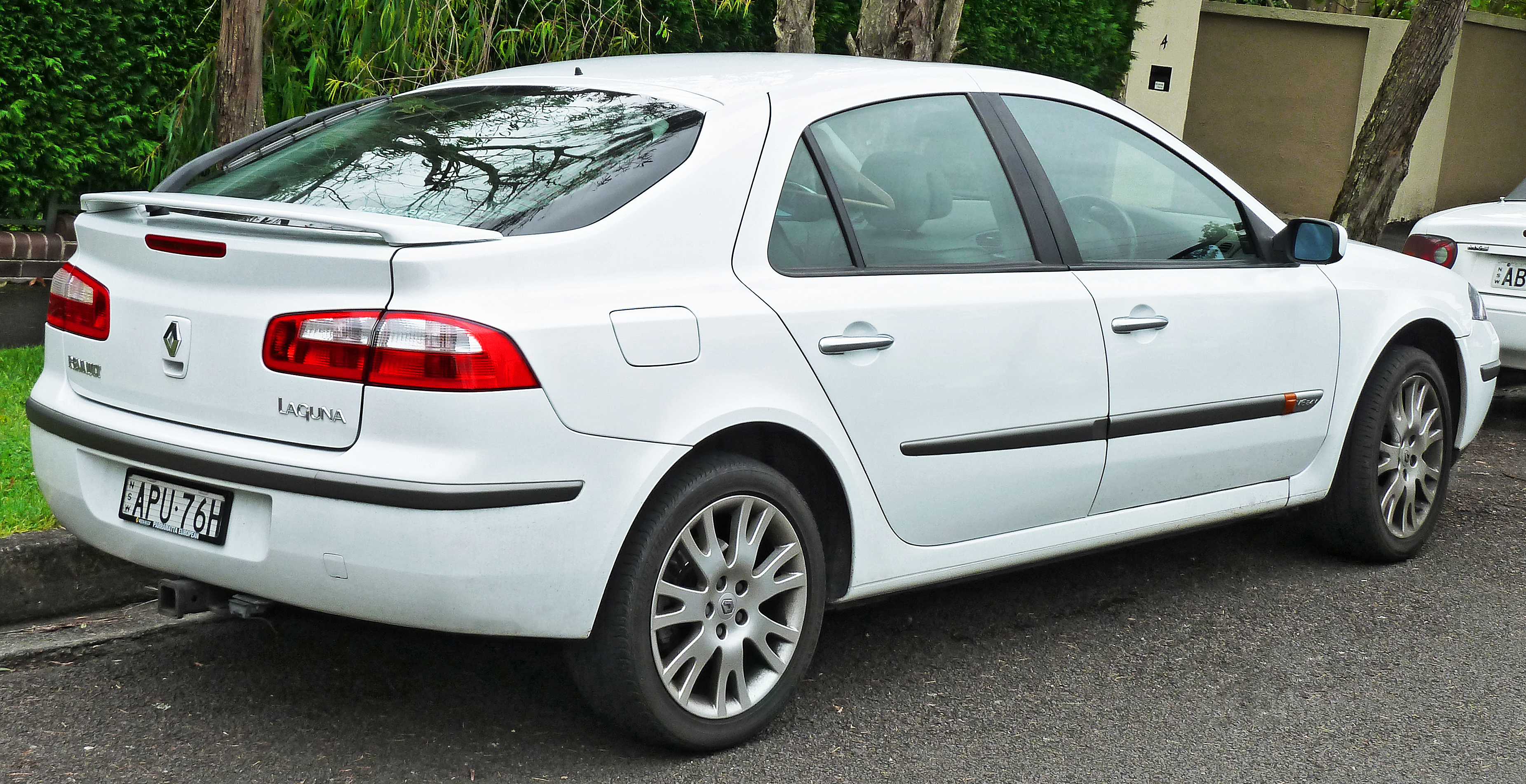2002 Renault Laguna Photos  Informations  Articles