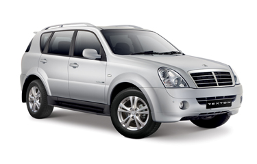 2007 Ssangyong Musso #13