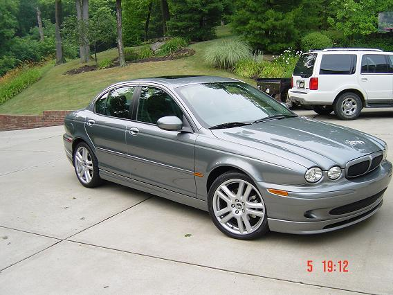 2005 Jaguar X-type #5