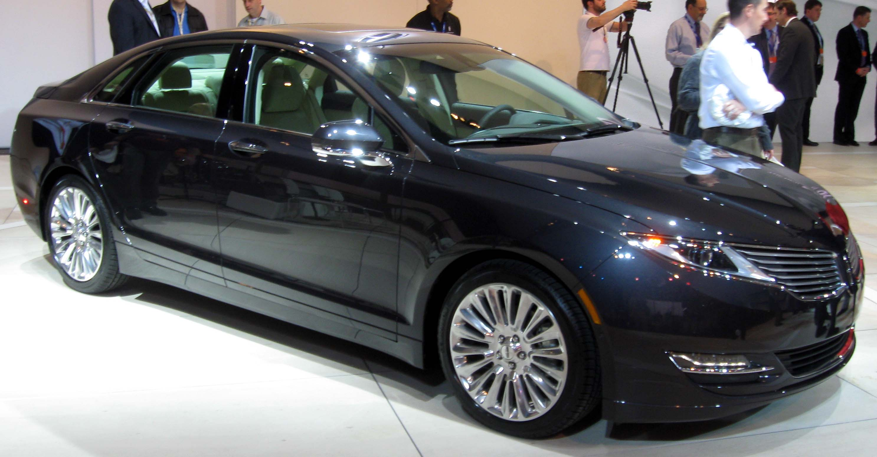 2013 Lincoln Mkz #6