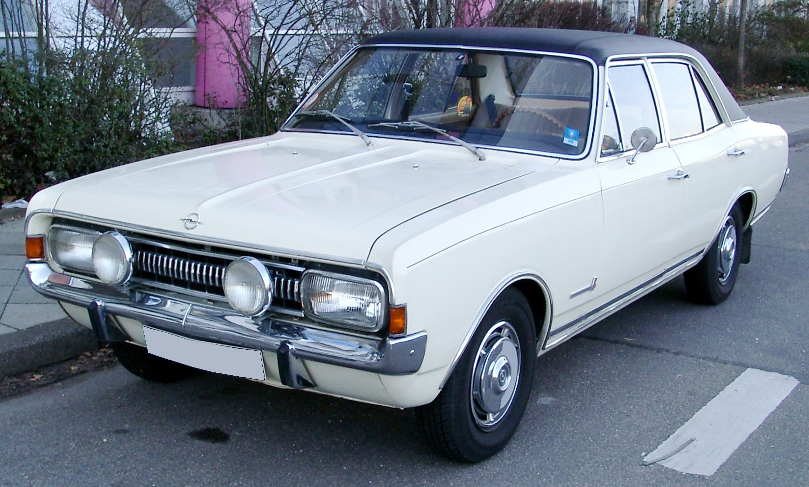 Opel Commodore #4