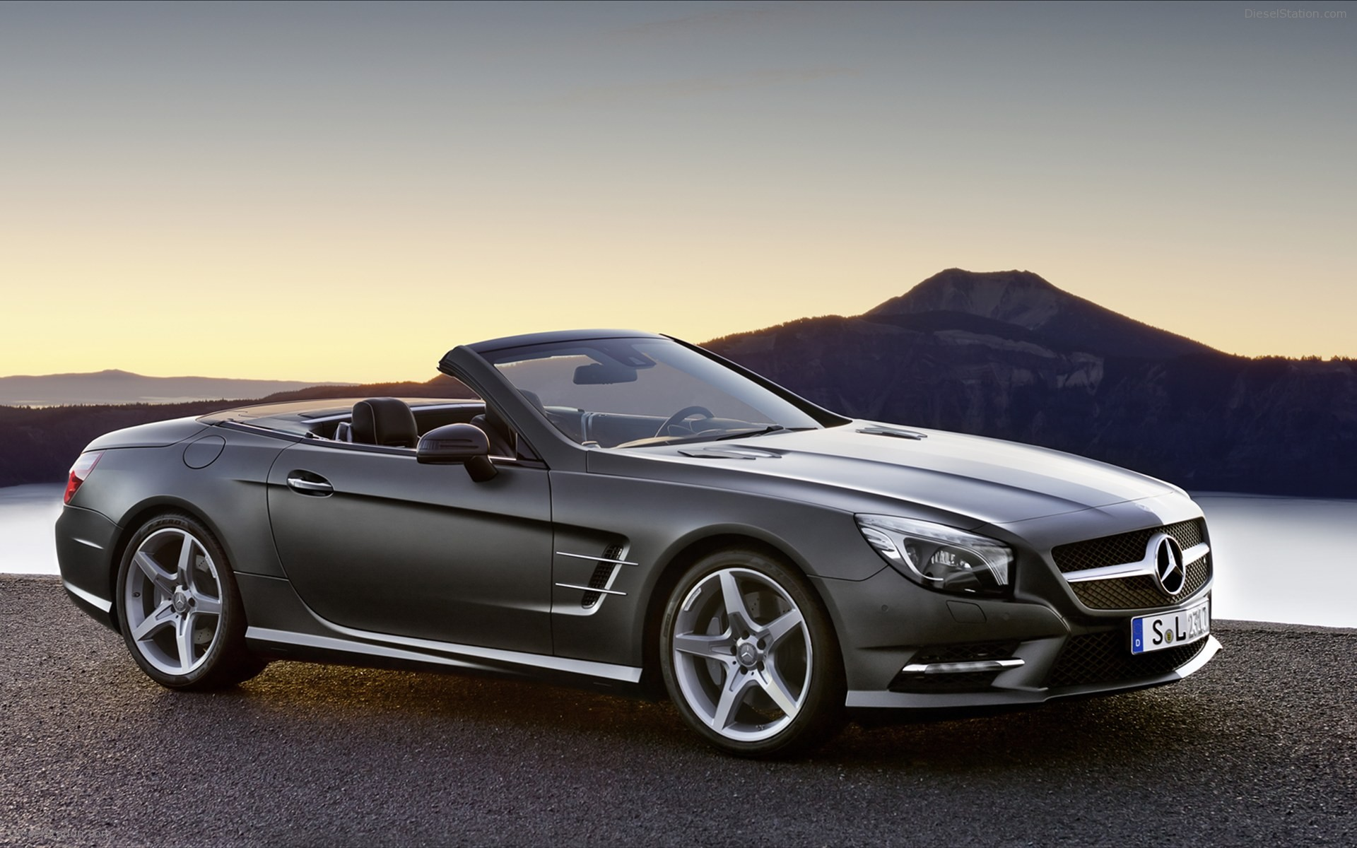 Mercedes-Benz SL #4
