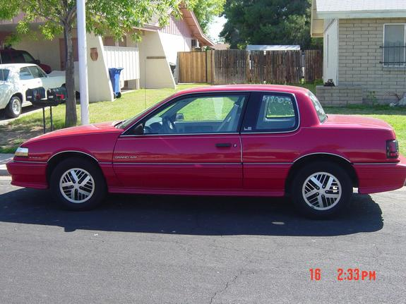 1991 Pontiac Grand Am #15