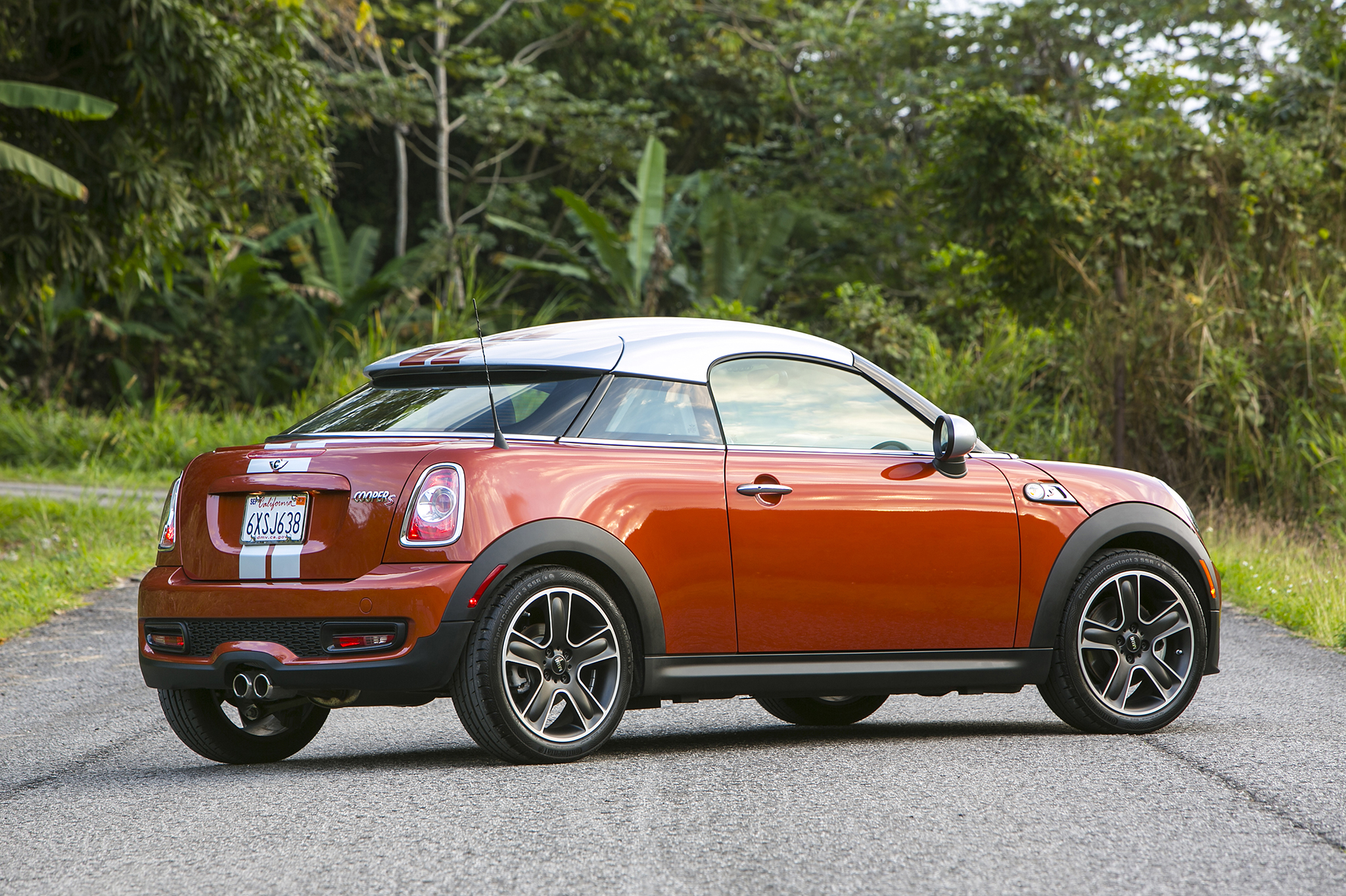 2014 Mini Cooper Coupe #4