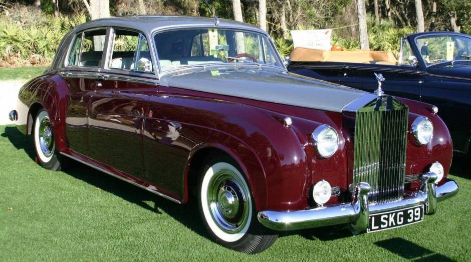 1959 Rolls royce Silver Cloud #8