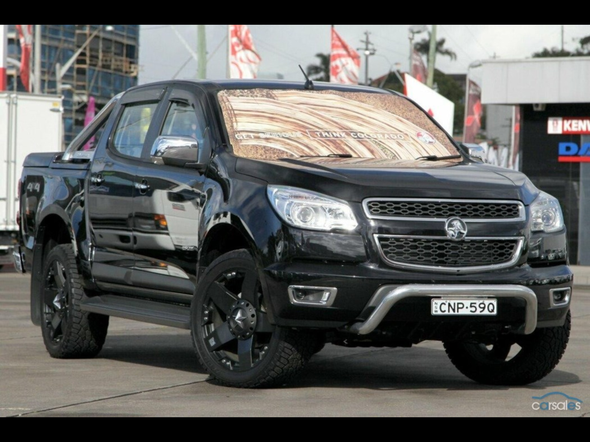 Holden Colorado #15