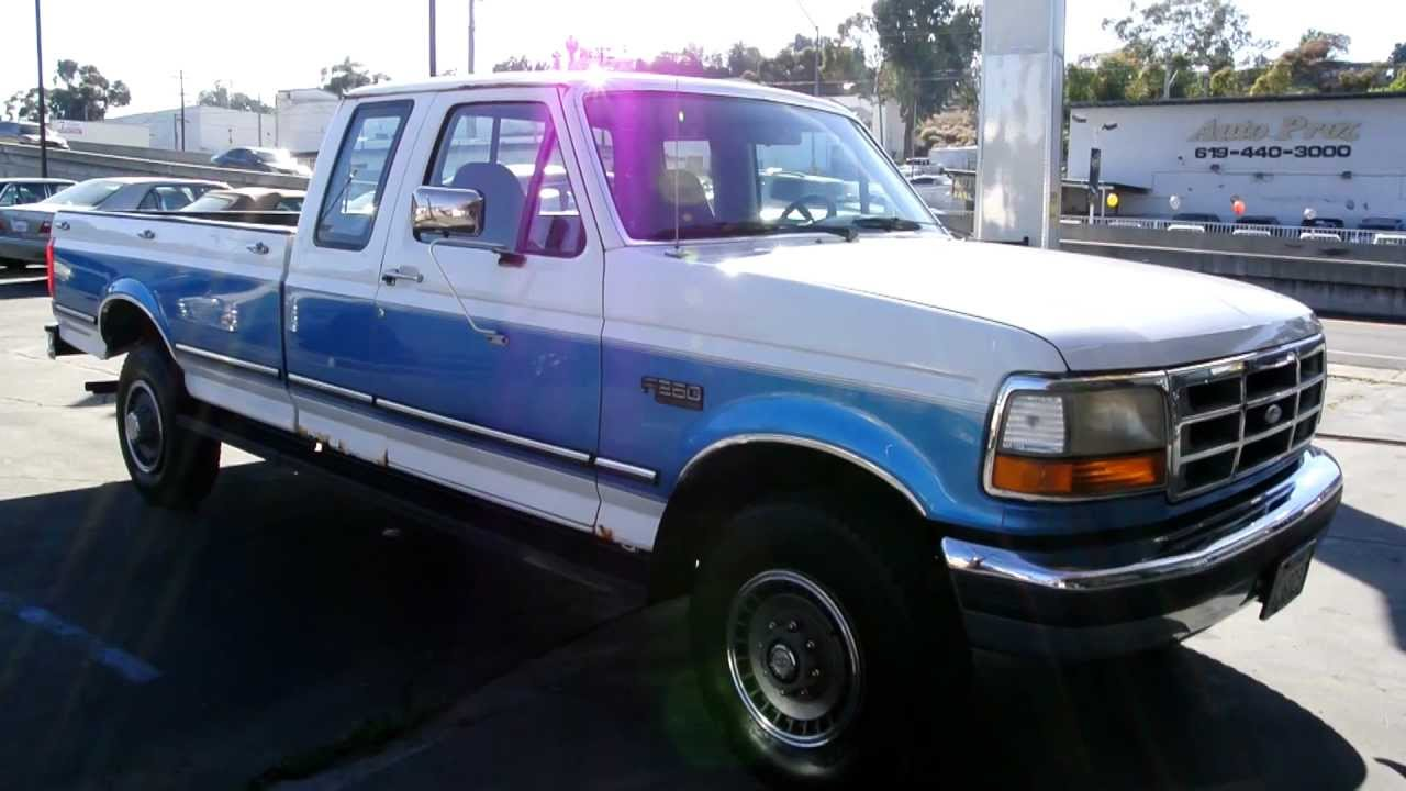 1992 Ford F-250 #14