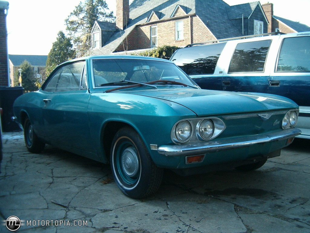 1968 Chevrolet Corvair #9