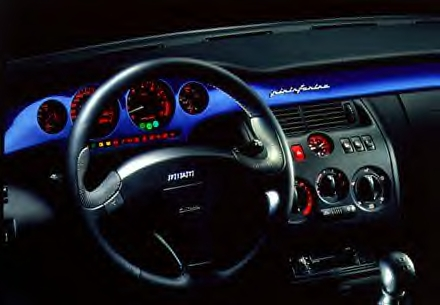 2000 Fiat Coupe #15