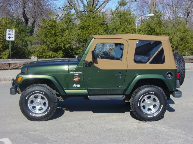 1997 jeep wrangler photos informations articles. Black Bedroom Furniture Sets. Home Design Ideas