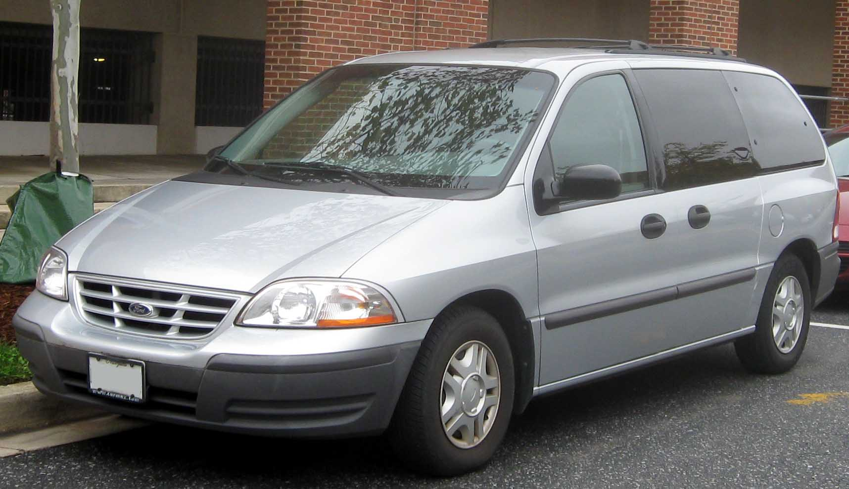 2002 Ford Windstar #8