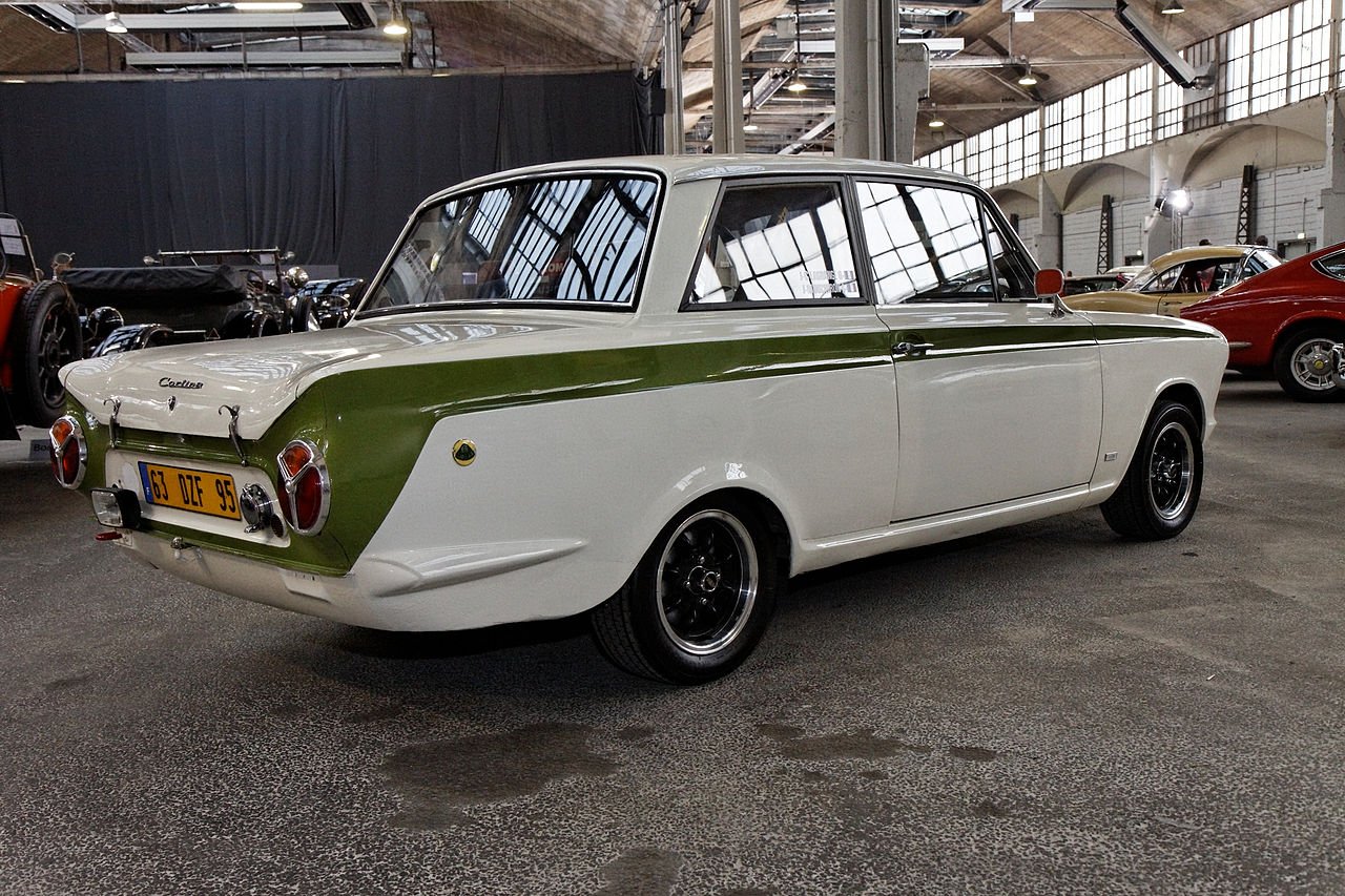 Ford Lotus Cortina #15