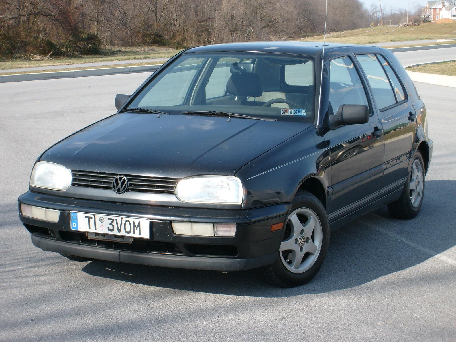1996 Volkswagen Golf #15