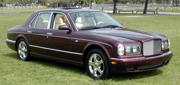 2001 Bentley Arnage #15