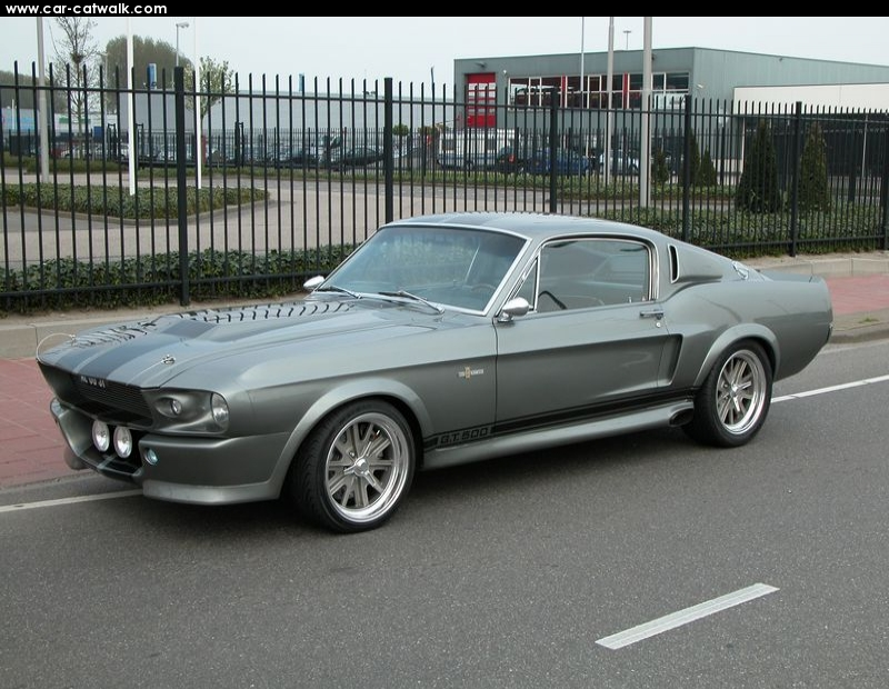 Ford GT 500 #13