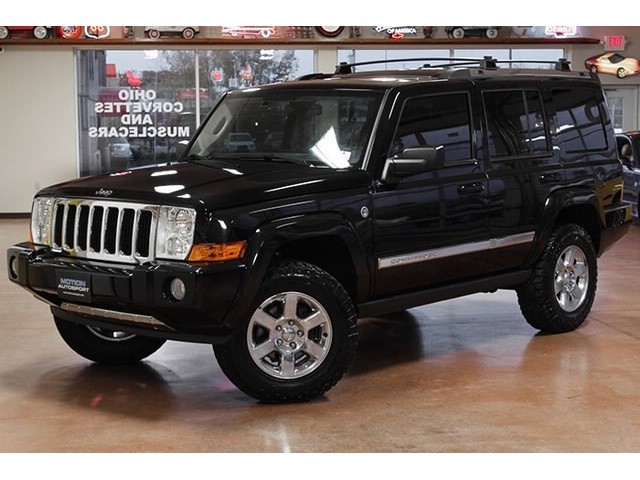 2008 Jeep Commander #14