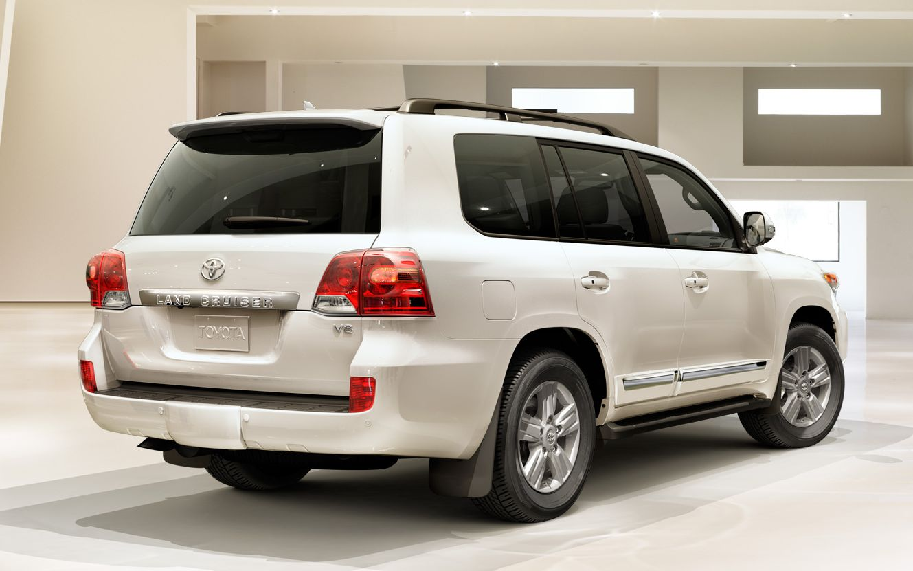 2014 Toyota Land Cruiser Photos Informations Articles 300 2015 14