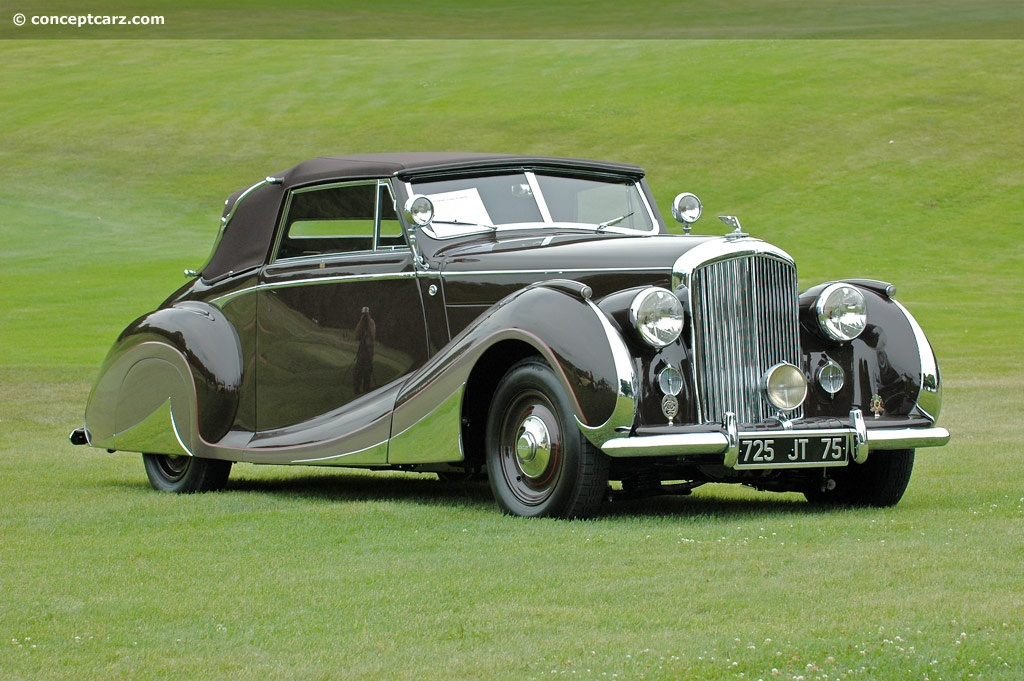 1947 Bentley Mark VI #4