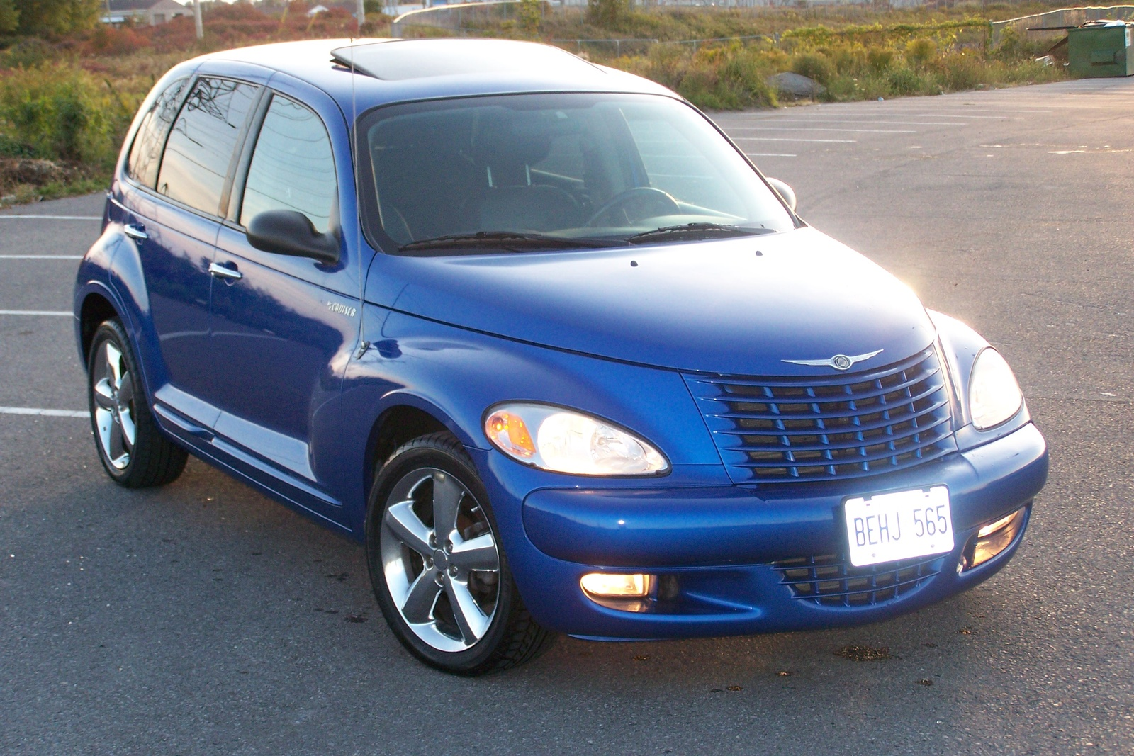 2003 chrysler pt cruiser photos informations articles. Black Bedroom Furniture Sets. Home Design Ideas