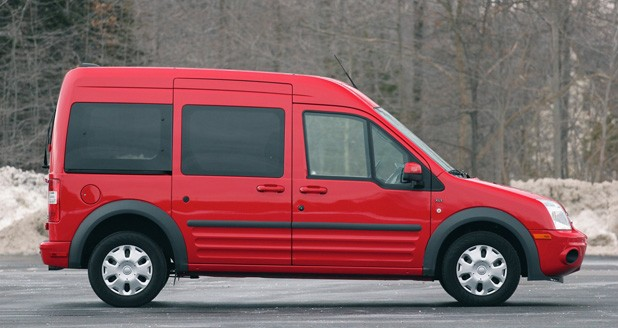 2011 Ford Transit Connect #4
