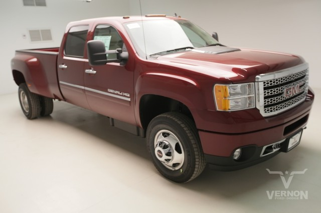2013 GMC Sierra 3500hd #8
