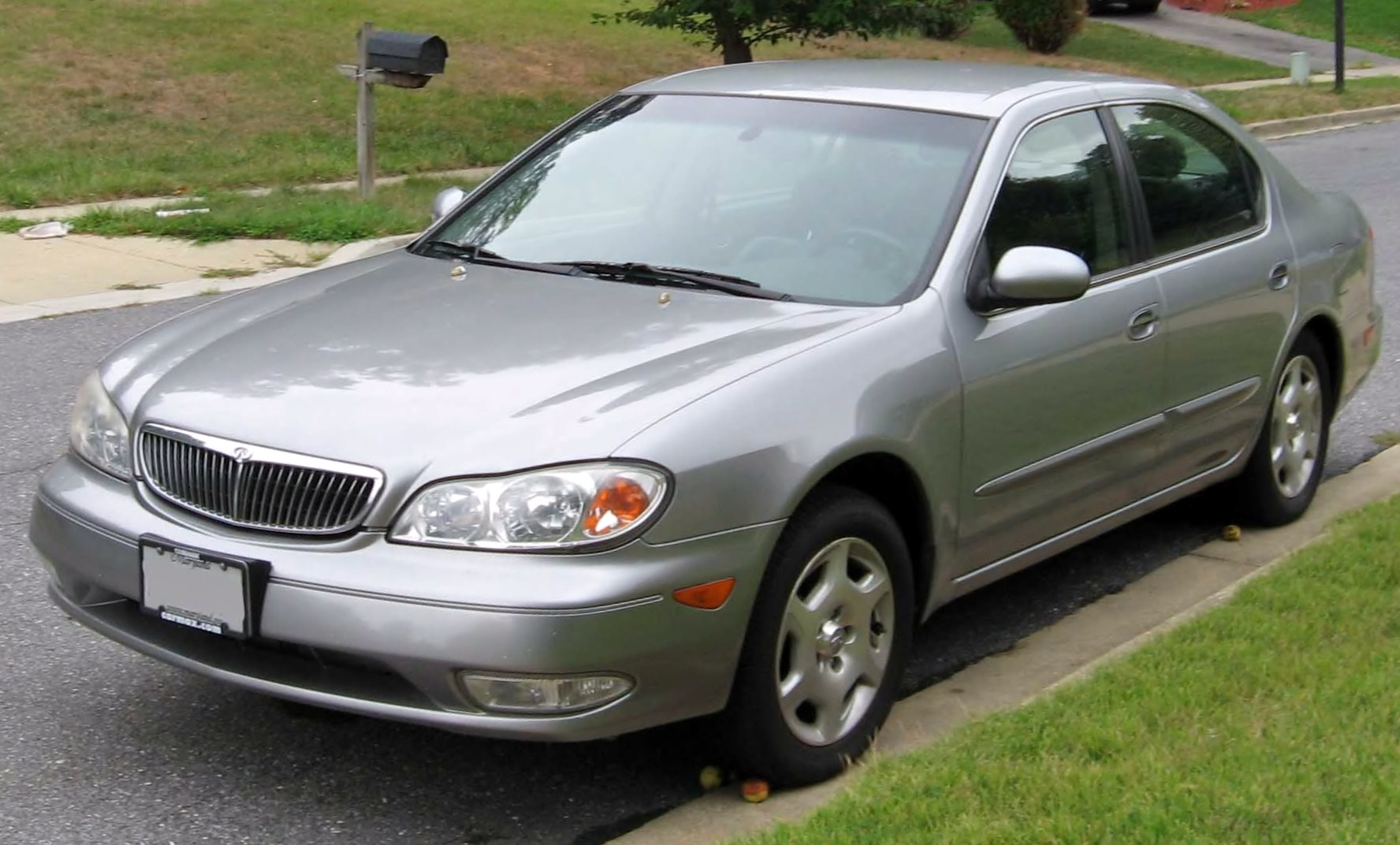 2001 Infiniti I30 Photos Informations Articles Color Wiring Diagram For 1999 1