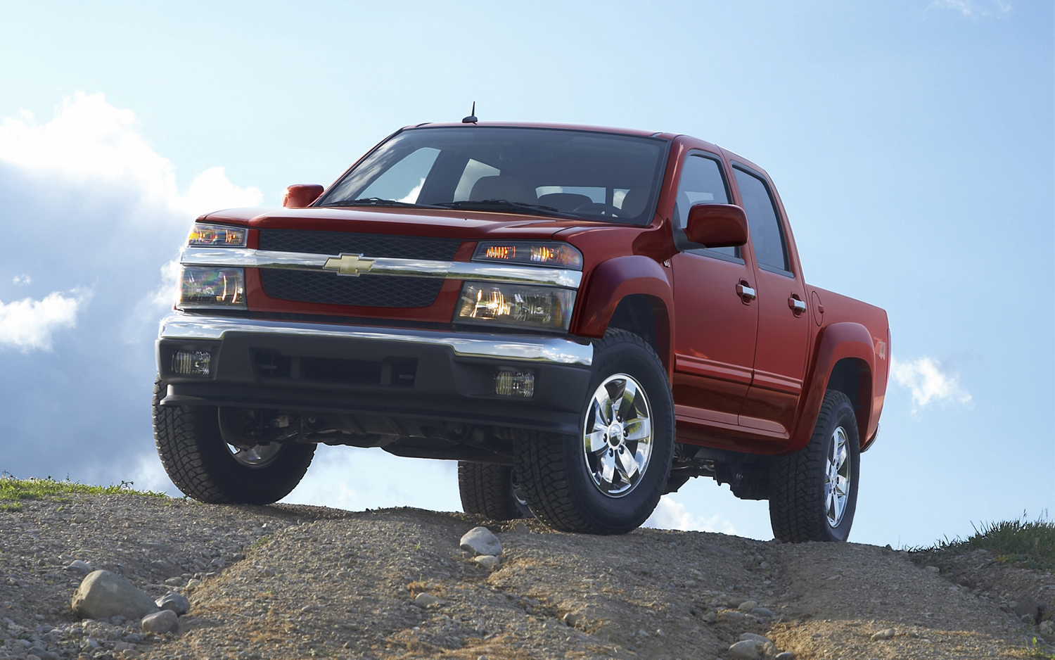 2012 Chevrolet Colorado #5