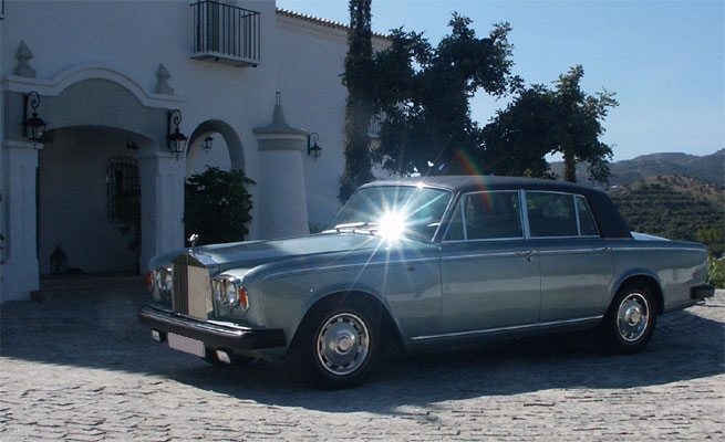 1979 Rolls Royce Silver Shadow #11