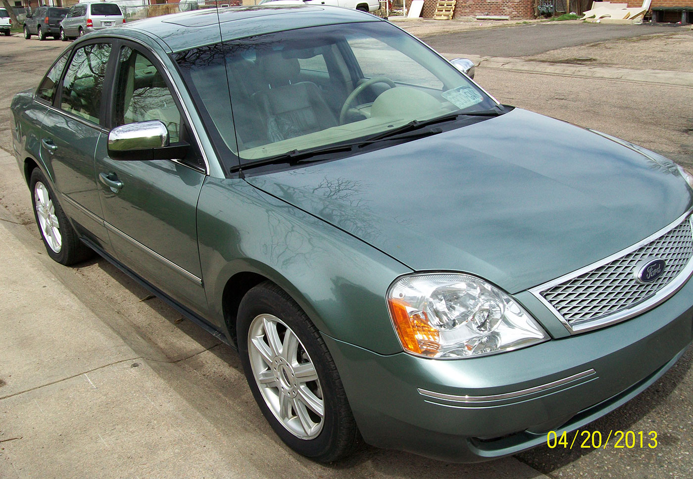 2005 Ford Five Hundred #14