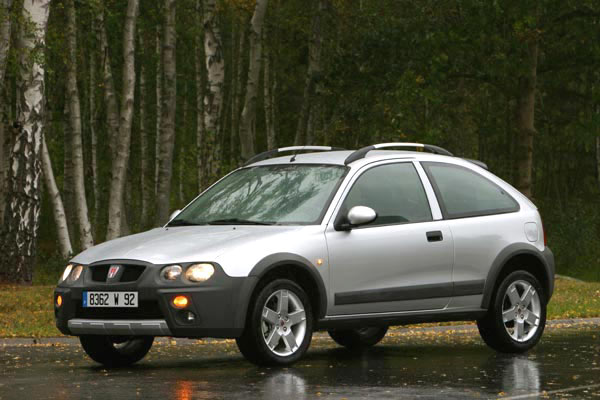 2005 Rover Streetwise #16