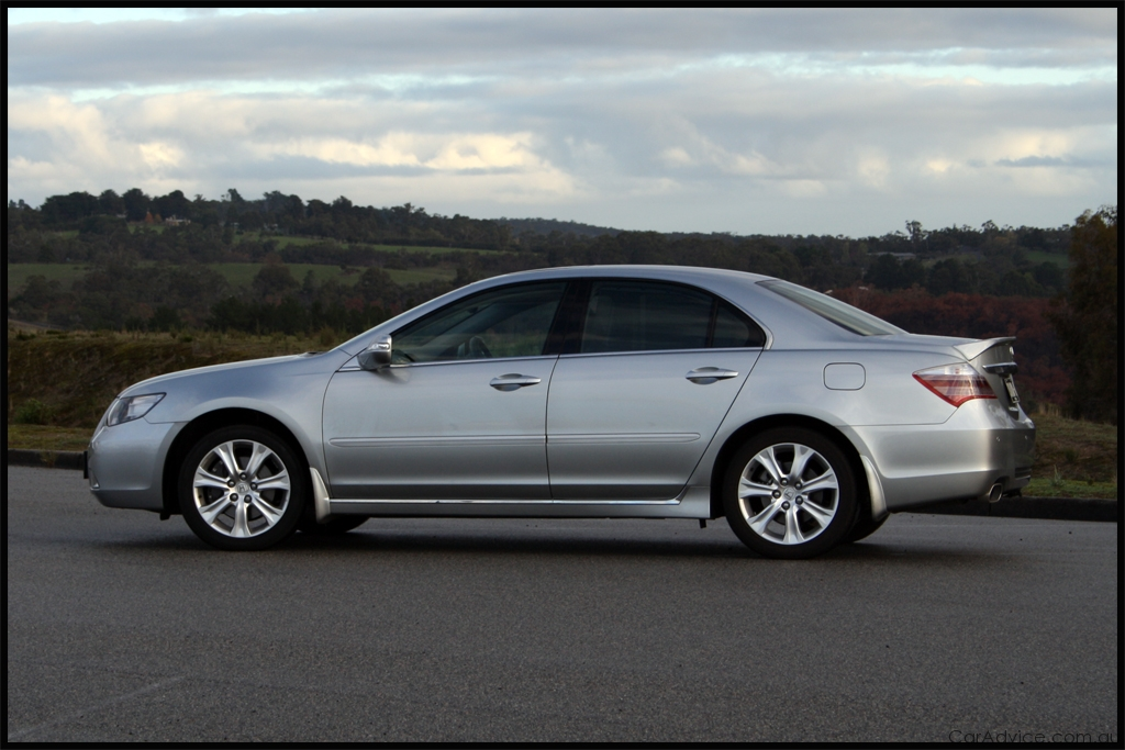 2008 Honda Legend #11