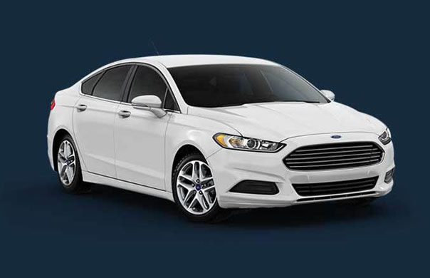 2012 Ford Fusion #5