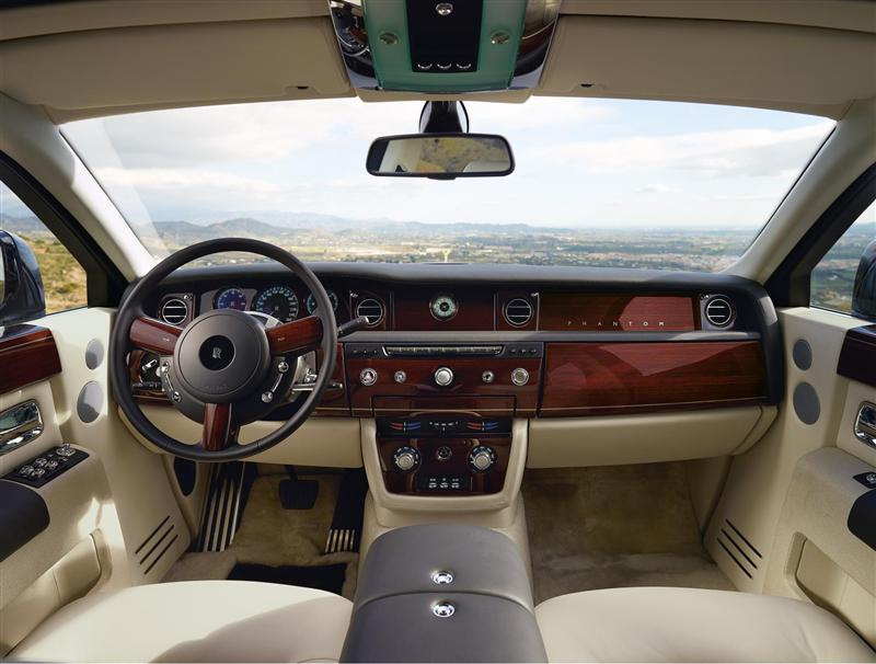 2013 Rolls royce Phantom #13