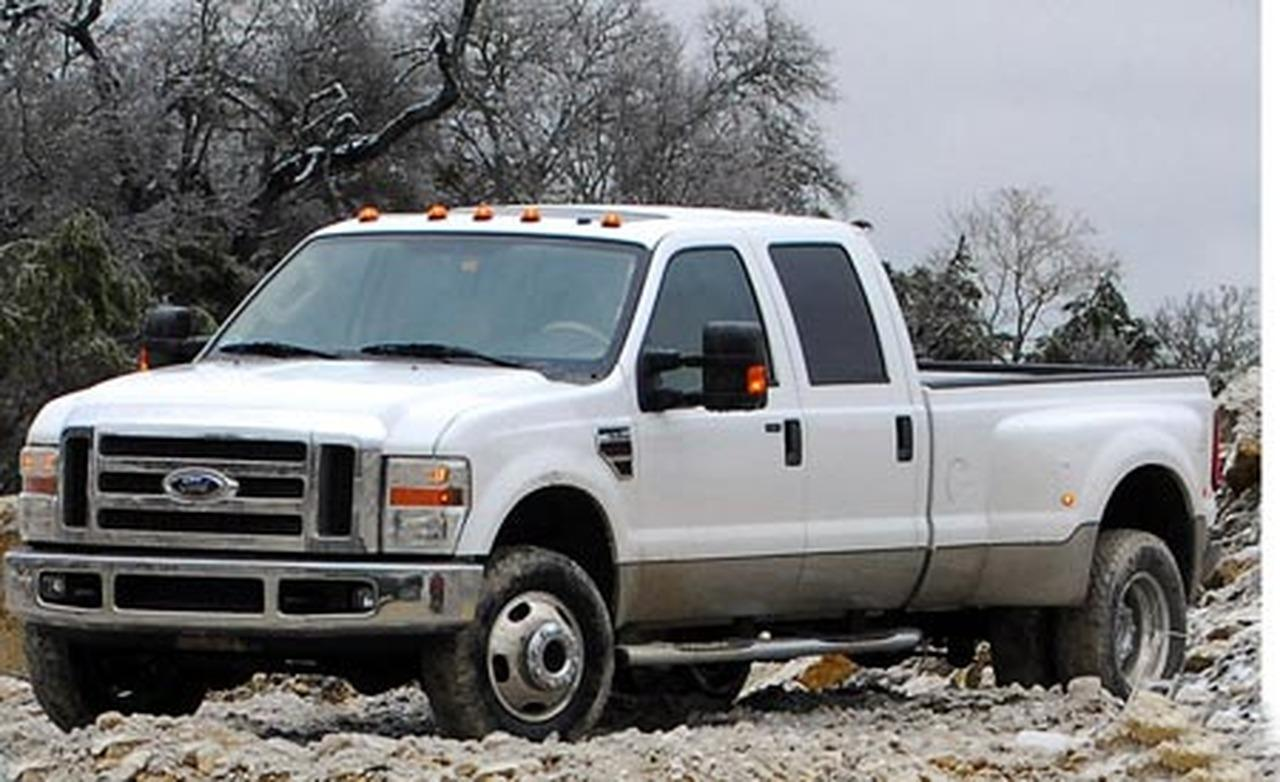 2008 Ford F-350 Super Duty #7