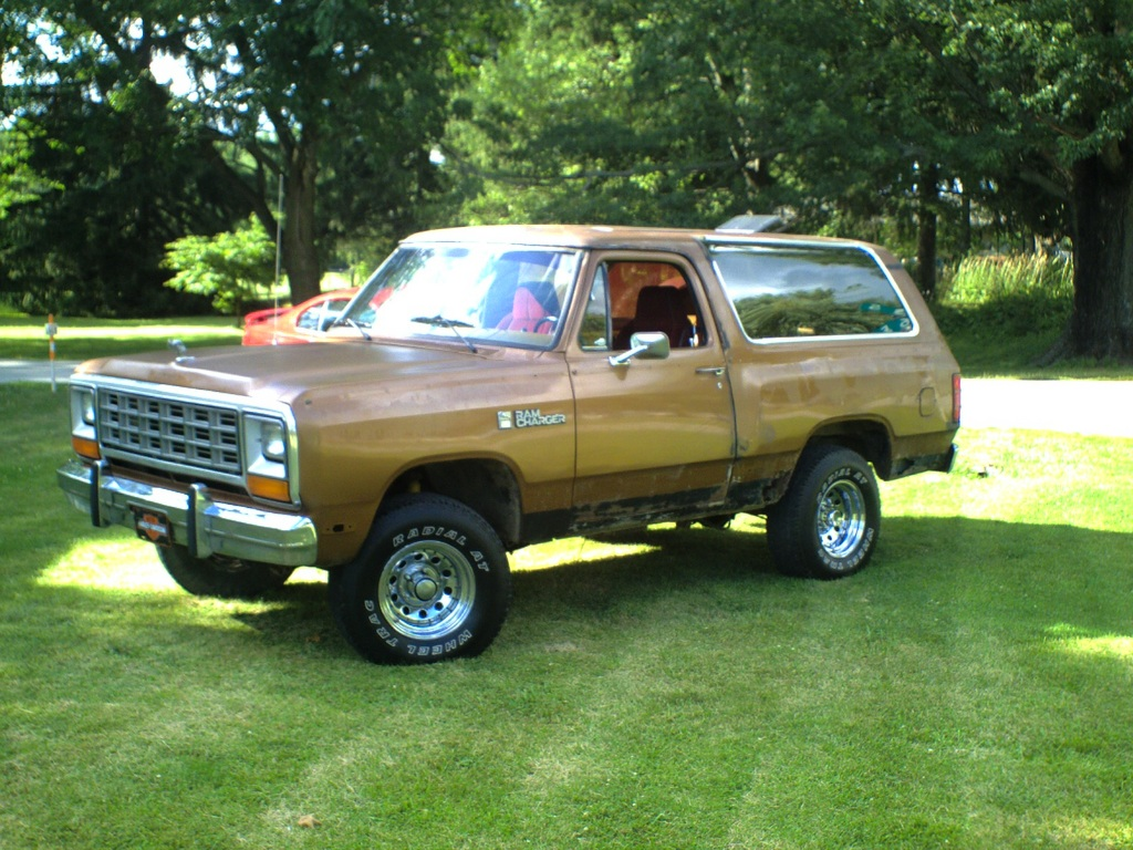 Dodge Ramcharger #2