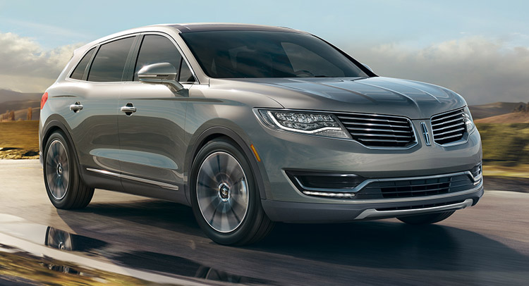 2016 Lincoln Mkx #12