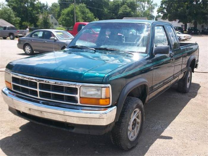 1993 Dodge Dakota #11