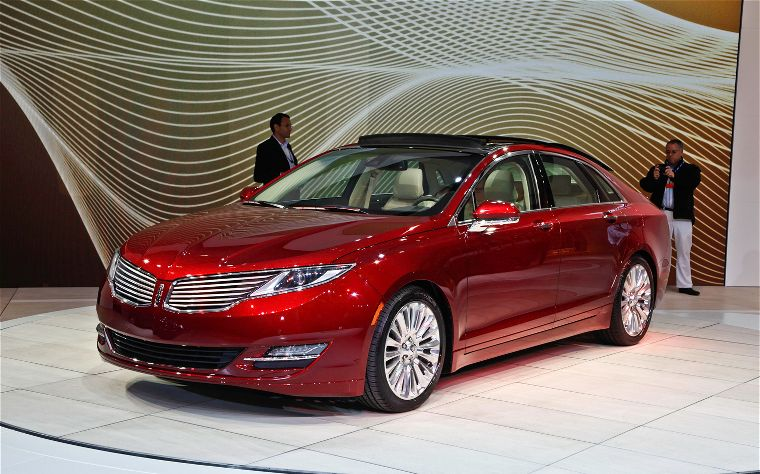 2013 Lincoln Mkz #2