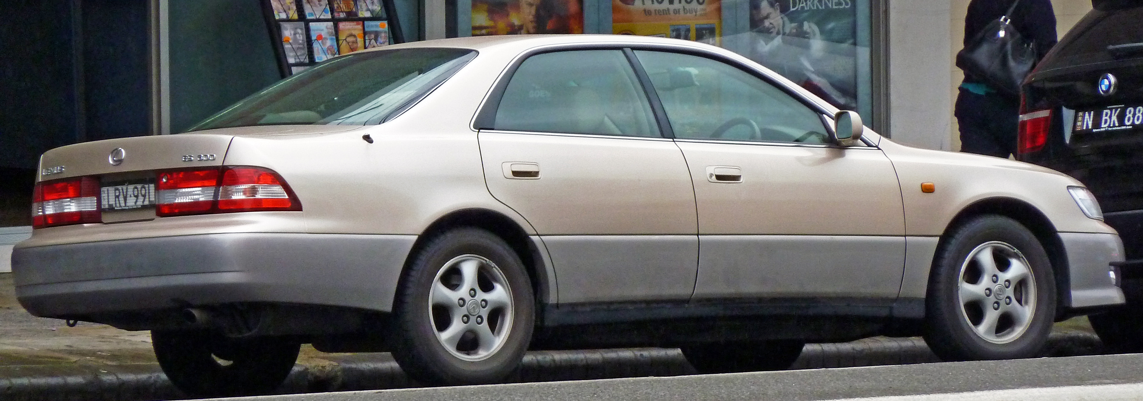 1999 Lexus IS #5